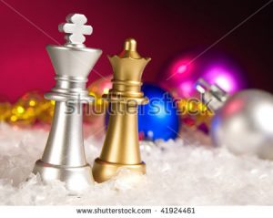 Happy Chess Christmas !