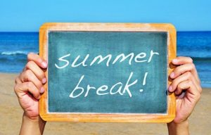Summer Break !