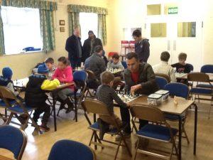 Sixth Meeting at Frimley Green Village Hall